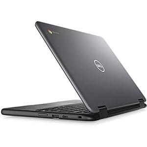 """immagine di Dell Chromebook 11 3100 2-in-1 Celeron N4000 2.6 GHz 4GB 32GB eMMC AC BT WC 11.6"""" HD MT Chrome OS"""