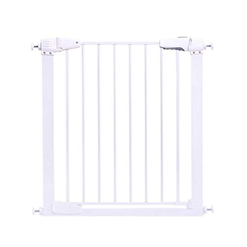 Buy Discount Huo Baby Children Safety Gate Door Auto Close Stair Fence Pet Protection (Size : 87-92c...