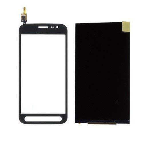 LeHang LCD Display + Digitizer Touchscreen Ersatz Kompatibel mit Samsung Galaxy X Cover 4s G398 G398F 5,0 Zoll Schwarz (Nicht FIT Xcover G390)