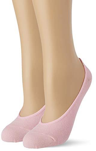 PUMA Womens Women's Footies (2 Pack) Socks, pink, 35/38