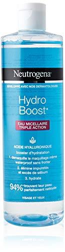 Neutrogena Hydro Boost Eau Micellaire Démaquillante Flacon 400 ml