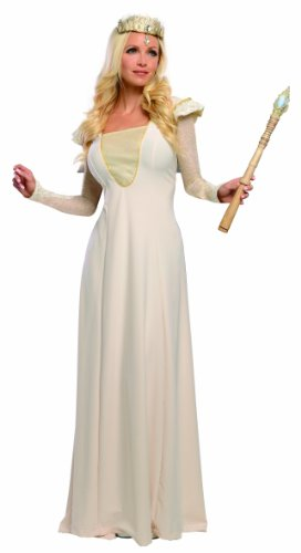 Rubie's Costume Disney's Oz The Great and Powerful Adult Deluxe Glinda Dress and Headpiece, Multi, X - http://coolthings.us