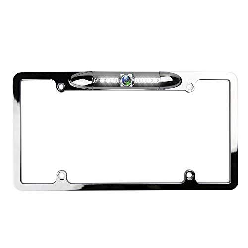JPP License Plate Backup Camera Plating Process