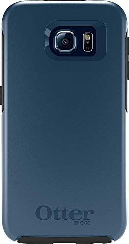 OtterBox Symmetry Series Slim Case for Samsung Galaxy S6 - Non-Retail Packaging - City Blue