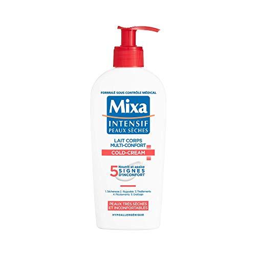 Mixa Intensif Peaux Sèches - Lait Corps Multi-Confort Cold Cream - 250 ml