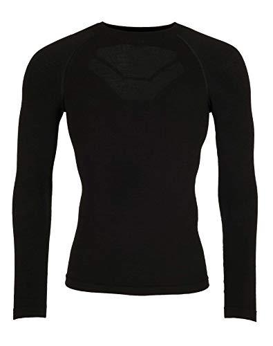 Ternua Camiseta Paine T-Shirt Hombre, Black, XL