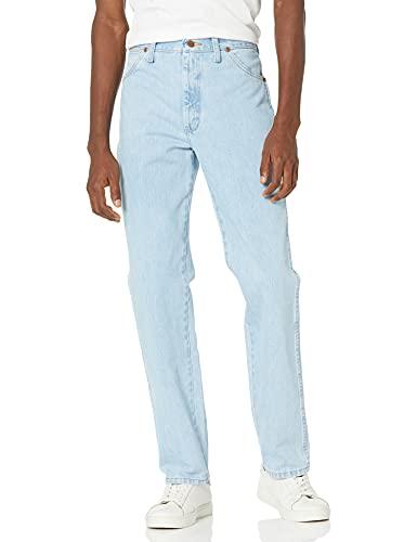 Wrangler Hombre Vaqueros Corte Slim Fit Jean - Azul -