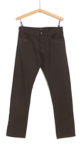 TEX - Pantalón para Hombre, Caqui, 42