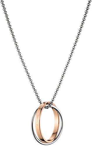Calvin Klein Damen-Halskette Coil KJ63BP010100