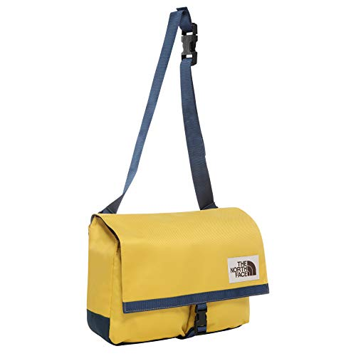 THE NORTH FACE Berkeley Satchel Umhängetasche, bambo Yellow-Blue Teal