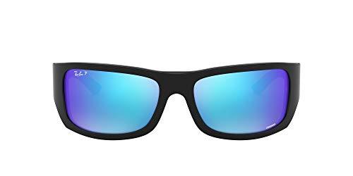 Ray-Ban 0RB4283CH Gafas de Sol, Black, 45 para Hombre
