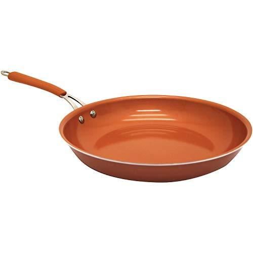 Poêle à frire Starfrit en cuivre antiadhésif