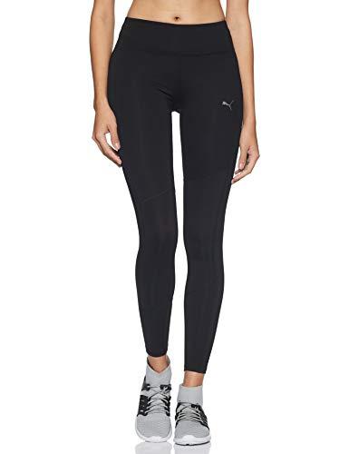 Puma Damen Always On Solid 7/8 Tight Hose, Black, L
