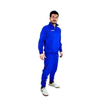 Legea, tuta allenamento uomo , modello Turchia, colore royal (Royal, L)