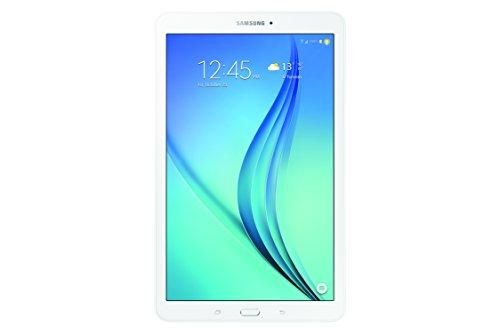 "Tablette Samsung Galaxy E 9.6"" Blanc SM-T560NZWUXAC - 0"