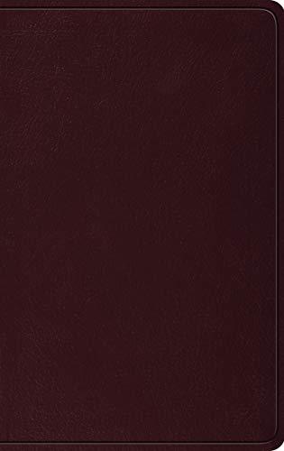 ESV Thinline Bible (Burgundy)