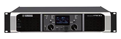 Yamaha PX10 Dual Channel 2x1200W Lightweight Power Amplifier w/ DSP
