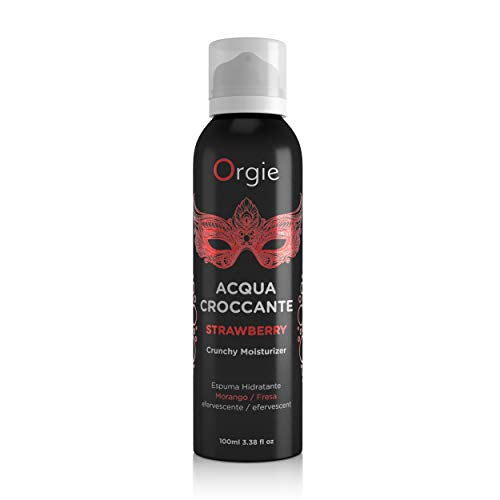 Orgie Aqua Crocante - Erdbeere, 150 ml