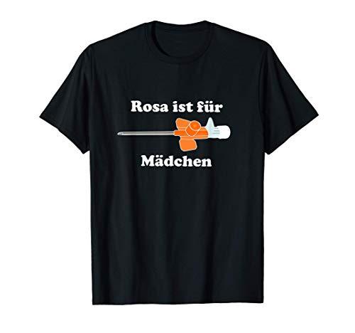 LUSTIGER SPRUCH RETTUNGSDIENST NARKOSE MEDIZIN ANÄSTHESIE T-Shirt