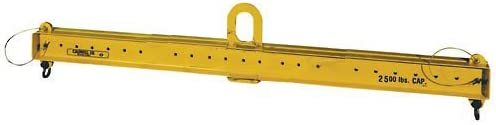 Caldwell Adjustable Year-end gift Lifting Beam 17-1.1 2500 Cheap super special price Capacity 4-6 Lb.