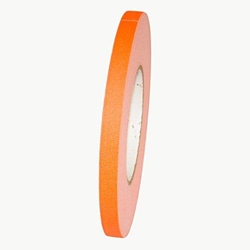 JVCC Stage-Set Spike Tape: 1/2 in. x 50 yds. (Fluorescent Orange)