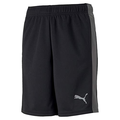 PUMA Jungen Active Sports Poly Shorts B Black, 152