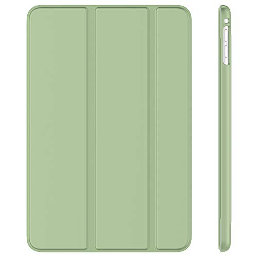 JETech Case for iPad mini 5 (2019 Model 5th Generation), Smart Cover with Auto Sleep/Wake (Matcha Green)