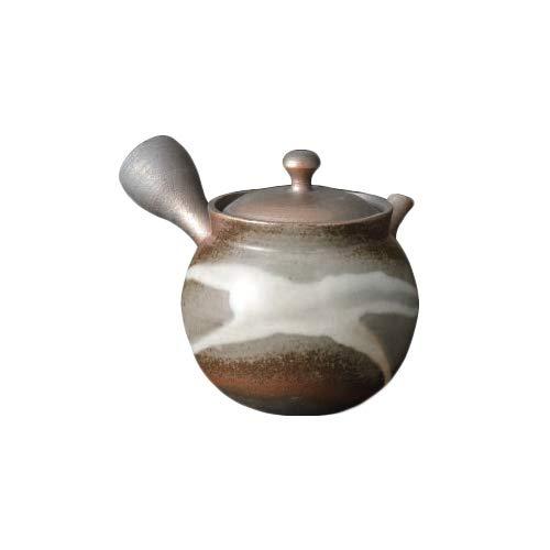 Japanese teapot Tokoname kyusu ISSHIN TOKYO MATCHA SELECTION Standard ship by SAL with Tracking number /& Insurance 430cc//ml ceramic Mesh