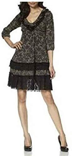 Laura Scott Kleid Farbe Khaki Gr. 36