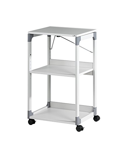 Durable 370110 System Overhead/Beamer Trolley, grau