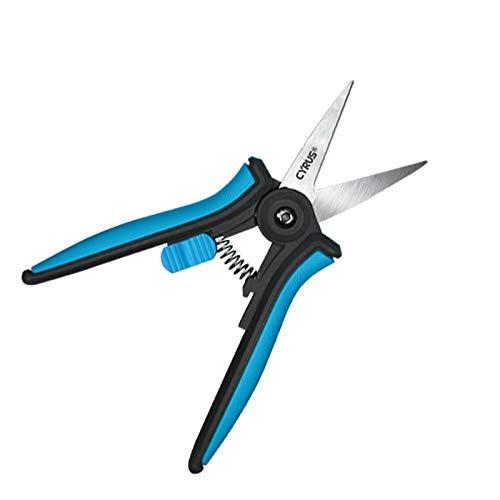 JJTXSQSMQM Garden Shears Shears Pruner Secateurs Pruning Scissors Bypass Sharpener Clippers Garden Tool Bonsai Flower
