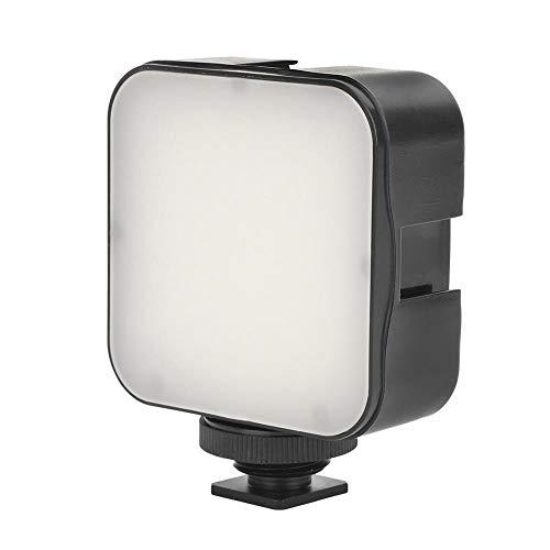 6500K Draagbare professionele fotografielamp 49 LED's Chipvullicht Lamp LED Aan Camera Videolicht Kleurtemperatuur Helderheid aangepast