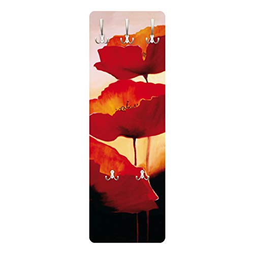 Apalis Appendiabiti–Poppy Family 139x 46x 2cm,–Appendiabiti, Appendiabiti da Parete, Appendiabiti, Appendiabiti da Parete, Appendiabiti, attaccapanni