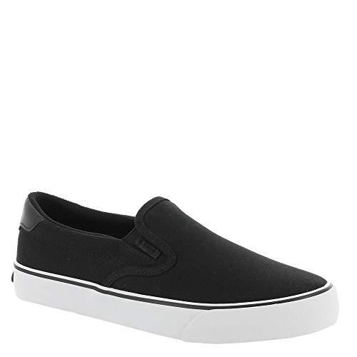 Lugz Bandit Black/White/Black 10.5