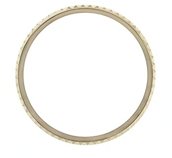 Gold Bezel Ring Compatible with Older Rolex Submariner Watch 5508 5512 5513 5517 1680