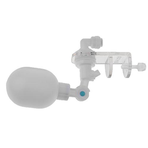 Homyl Control de Nivel de Acuario Accesorios Válvula de Bola Flotador de Filtro de Agua