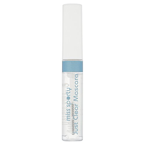 Miss Sporty Just Clear Mascara, 7 ml, Clear