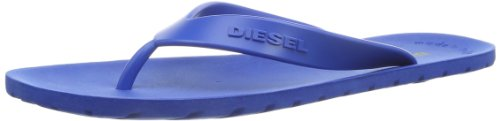 Diesel Plaja Splish Herren Zehentrenner, Blau (Nautical Blue T6043), 39 / 40 EU