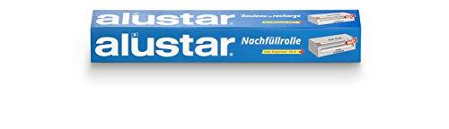 Alustar Rollo de Repuesto para Dispensador de Acero Inoxidable, 30 x 70M, Papel de Aluminio Extrafuerte