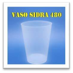 Vasos Sidra Plastico Marca TELEVASO