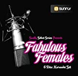 Sunfly Karaoke Selects: Fabulous Females 6 CD Box Set (CD+Graphics)