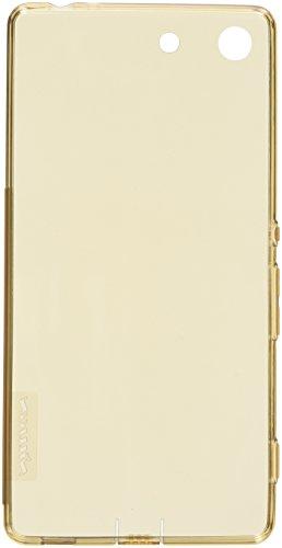 NILLKIN Xperia M5 TPU Marrón Naturaleza Fundas para Sony Xperia M5 marrón