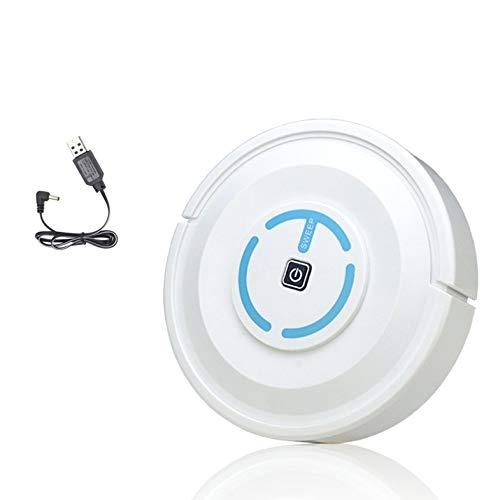 Smart Mini robot de balayage paresseux ménager nettoyeur multifonction intelligent robot de balayage puissant de nettoyage blanc rechargeable