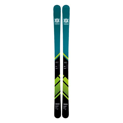 Rodel Ski Long Ski Doppelbrett männlich professionelle High-End-Ski-Ski-Enthusiasten Freestyle-Serie Ski (Color : Blue, Size : 171cm/67.3 inches)