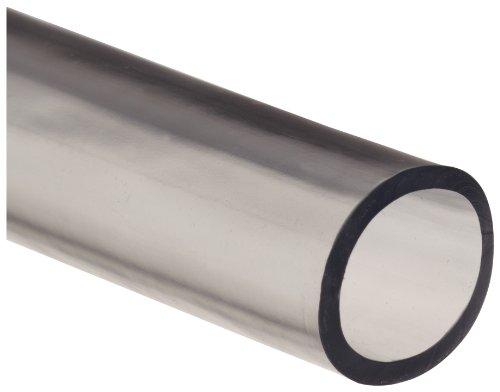 Clear PVC Tubing, 1/2