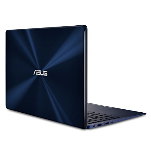 "ASUS ZenBook 13 UX331UN-WS51T Ultra-Slim Laptop 13.3"" FHD Touch display, 8th gen Intel Core i5 Processor, 8GB RAM, 256GB SSD, Nvidia MX150, Windows 10, Backlit keyboard,Fingerprint"