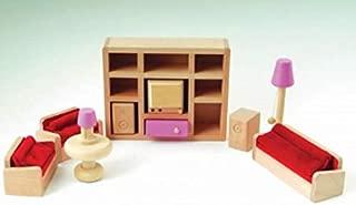 Dolls House miniatura scala 1:12th SALOTTO SET DIVANO