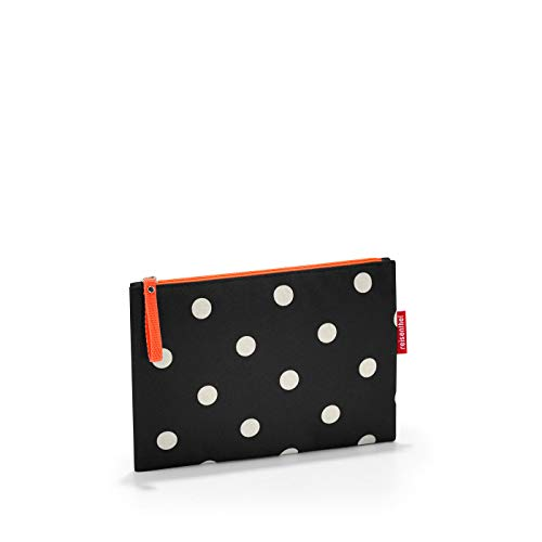 Reisenthel Case 1 Astuccio make-up e manicure in poliestere, Donna, Multicolore (Mixed Dots), 24 x 17 x 0 cm