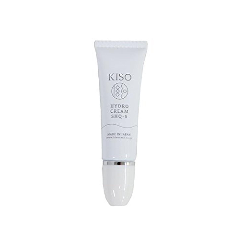 明らかにする予定透けるKISO 安定型 ハイドロキノン 5%配合【ハイドロ クリーム SHQ-5 10g】スキンケアで肌を整えた後にちょこっとケア 日本製