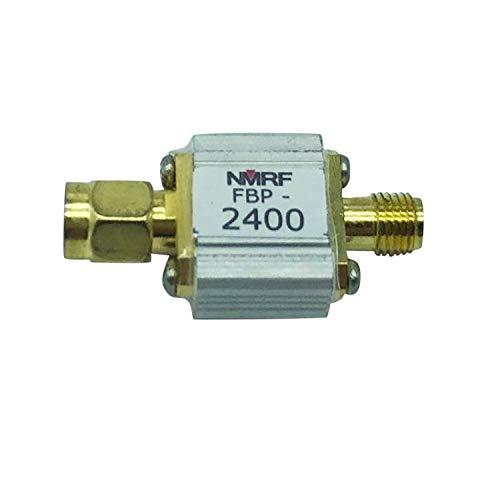 Basage Filtro de Paso de Banda Coaxial RF de 2.4GHz 2450MHz